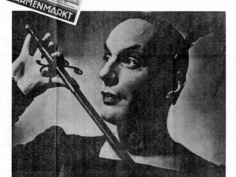 Klaus Mann roman mephisto